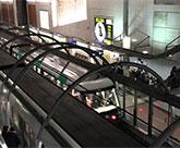 Réalisation RATP de Paris cour Saint Emilion