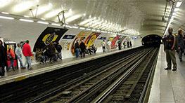 Réalisation RATP de Paris Bercy