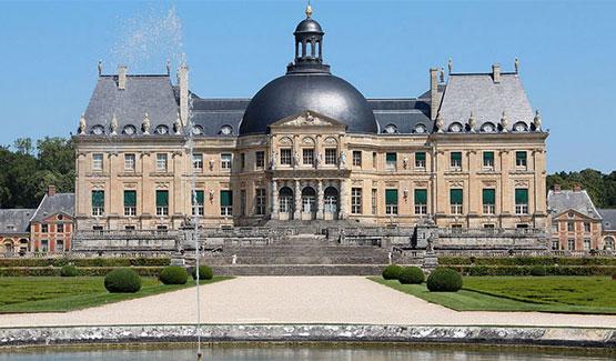Réalisation Château de Vaux-le-Vicomte