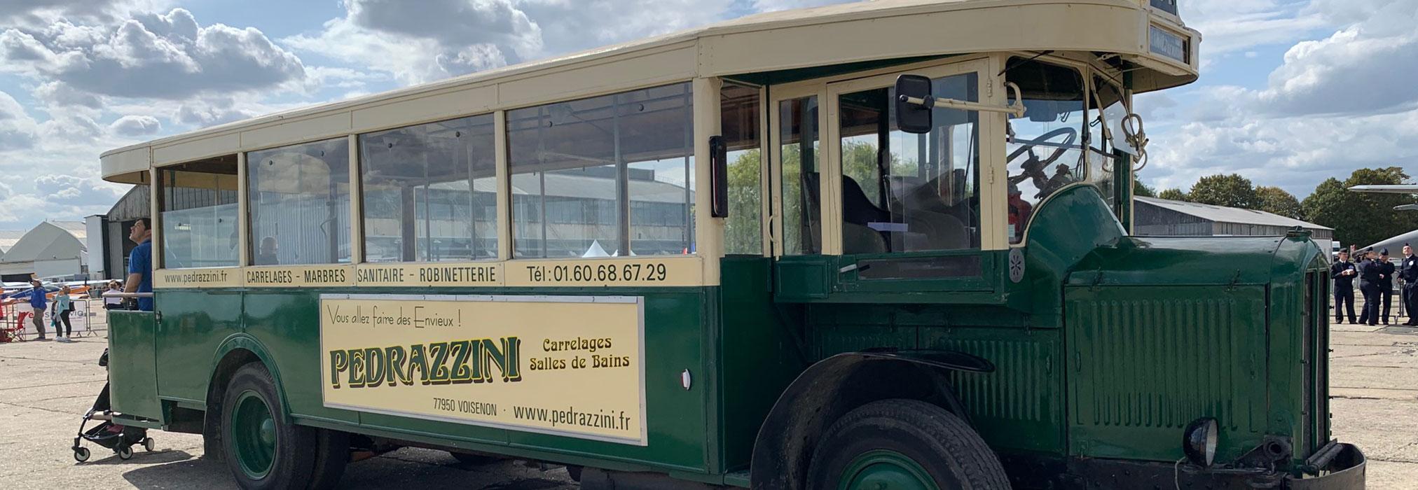 Le Bus Air Legend de Pedrazzini