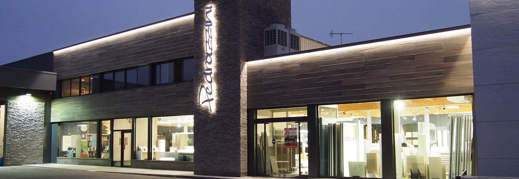 Pedrazzini : Livraison de carrelage dans toute la France